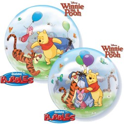Шар Bubbles Winnie The Pooh & Friends (22''/56 см)