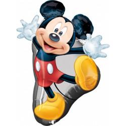 """Шар фольгированный """"Mickey Mouse dance"""" (31''/78 см)"""