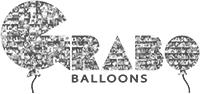 Фольгированные шары с гелием Grabo