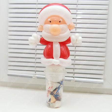 "Упаковка для конфет ""Дед Мороз"""