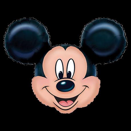 """Шар фольгированный """"Mickey Mouse"""" (27''/69 см)"""