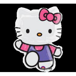 """Фольгированный шар """"Hello Kitty"""" (55х76 см)"""