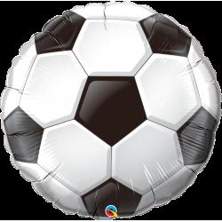 Шар фольгированный Мяч футбольный (27''/69 см)